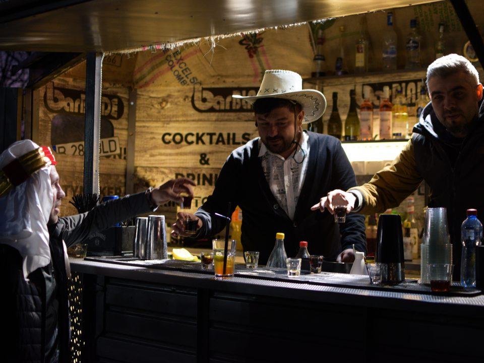 whiskey-urile americane