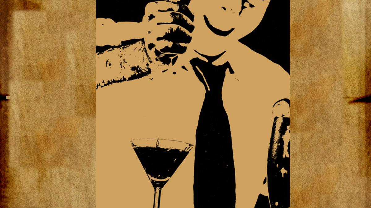 barmanul profesionist